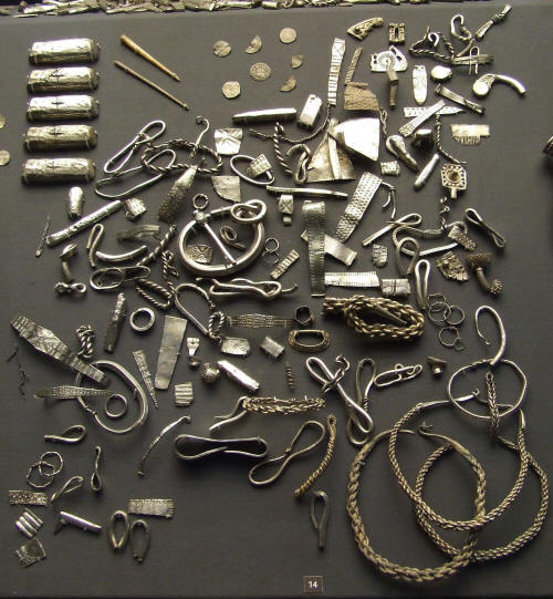 The Cuerdale Hoard of Viking Silver