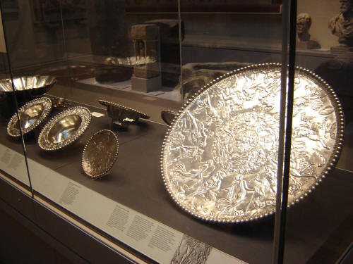The Great Dish, The Mildenhall Treasure